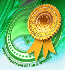 Oregon Department of Fish & Wildlife Seal of Approval
